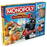 Joc de Societate Monopoly Junior Banca Electronica Hasbro