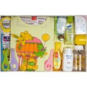 Love Baby Gift Set Mini Love (Yellow)