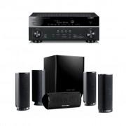 Pachet Receiver AV Yamaha RX-V781 + Boxe Harman/Kardon HKTS 16
