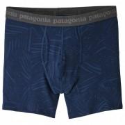 Patagonia - Essential Boxer Briefs 6' - Onderbroek maat XXL blauw/zwart