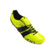 Giro Factor Techlace Fietsschoenen - Geel/Zwart