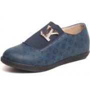 Feel It Casuals For Women(Blue)