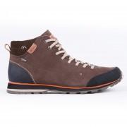 Zapato Hombre Woods Mid Marron Lippi