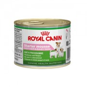 Royal Canin Starter Mousse Mother & Babydog - 12 x 195 g