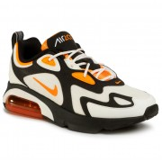 Обувки NIKE - Air Max 200 CI3865 004 Black/Magma Orange/Sail