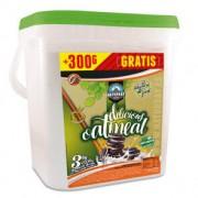 Naturday Farinha de Aveia Delicious Oat Meal 3 kg + 300 g Biscoito Maria
