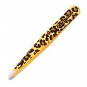 Tweezerman - Slant Tweezer - Leopard