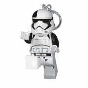 LEGO® Svítící klíčenka LEGO® Star Wars First Order Stormtrooper