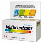 Pfizer Italia Div.Consum.Healt Multicentrum Adulti 30 Compresse