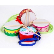 New 1Pcs/set Hot sale Cute Baby pat hitter drums early childhood music children's toy drum percussion drum