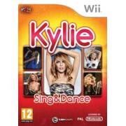 Nintendo Kylie Sing and Dance