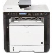 Multifunctionala Laser Monocrom Ricoh SP 377SFNWX Duplex Retea Wireless ADF Fax A4