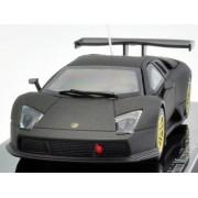 Post Hobby 1/64 Lamborghini Murcielago R-GT Matt Black (japan import)