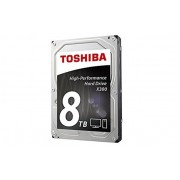 "HDD 3.5"", 8000GB, Toshiba X300 - High-Performance, 7200rpm, BULK (HDWR180UZSVA)"