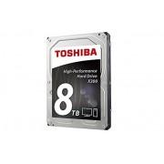 "HDD 3.5"", 8000GB, Toshiba X300 - High-Performance, 7200rpm, BULK (HDWR180UZSVA)"