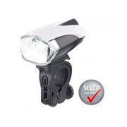 Fahrradlampe FL-211 mit Cree-LED, Akku, zugelassen nach StVZO   Fahrradlampe