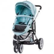 Детска комбинирана количка Ферара - аква, Chipolino, 350659