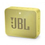 JBL Go 2 Wireless Portable Speaker - безжичен портативен спийкър за мобилни устройства (жълт)