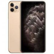 Смартфон Apple iPhone 11 Pro Max 64GB Gold, 6.5 инча (2688x1242), Super Retina XDR OLED, iOS 13, LTE, MWHG2GH/A