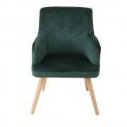 Coloso sillón york 1 plaza verde
