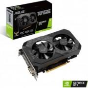 Placa video ASUS GeForce GTX 1650 TUF Gaming D6 O4G OC 4GB GDDR6 128-bit