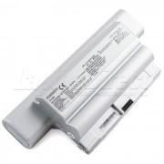 Baterie Laptop Sony Vaio VGN-FZ 12 celule argintie