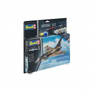 Revell Model Set 100 Years RAF: Eurofighter Typhoon RAF makett 63900