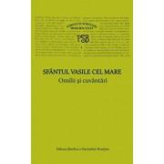 P.S.B. Vol. 1 - Omilii si cuvantari/Sfantul Vasile cel Mare