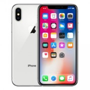 Apple smartphone iPhone X (64GB) zilver