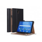 Husa , piele artificiala , standing Gigapack pentru Samsung Galaxy Tab A 10,5 LTE (2018) SM-T595, negru