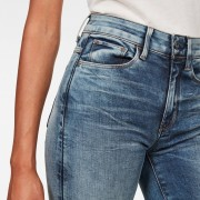 G-Star RAW 3301 Deconstructed High Waist Skinny Jeans - 29-28