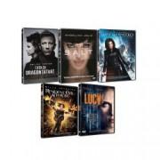 Set 5 Filme Girl Power DVD