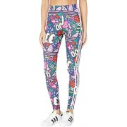 Adidas ORIGINALS Leggings de 3 Rayas para Mujer, Multicolor, XS