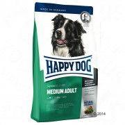 Happy Dog Supreme Fit & Well Medium Adult - 2 x 12,5 kg - Pack Ahorro