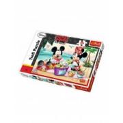 Puzzle Trefl 24 Maxi Picnic pe Plaja