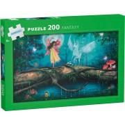 Kärnan Pussel - Fantasi 200 Bitar