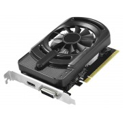 Видеокарта Palit GeForce GTX 1650 StormX OC 1485Mhz PCI-E 3.0 4096Mb 8000Mhz 128 bit DVI HDMI NE51650S06G1-1170F