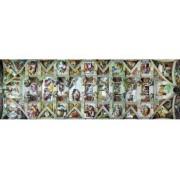 Puzzle 1000 piese The Sistine Chapel Ceiling Michelangelo