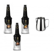 Kedvezményes Cukormentes kávészirup csomag ajándék tejhabosítóval