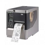 Imprimanta de etichete TSC MX340P, 300DPI, Wi-Fi, rewinder