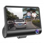 Camera auto 3 in 1 Full HD 1080p + CADOU suport telefon