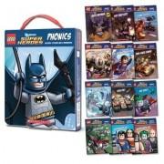 LEGO DC Super Heroes: Phonics Box Set by Quinlan B. Lee