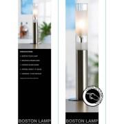 Lámpara Táctil Boston Lamp