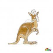My Family kulcstartó - Wild Kenguru 1 db (Z029)