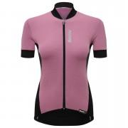 Santini Women's Brio Jersey - M - Pink