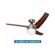 Hunter Ventilador De Techo Con Luz Hunter 50611 Eurus Café / Estaño