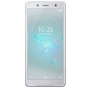 Telefon mobil Sony Xperia XZ2 Compact, Dual Sim, 64GB, 4GB RAM, White Silver