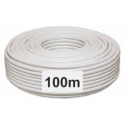 Koaksialni kabl RG6/90db - 100m REEL - RG-6, CCS, 90dB,indor 100 met.