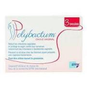 Effik Italia Polybactum 3 Ovuli Vaginali (Scadenza Giugno 2018)