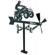 Veleta Jardin de hierro Moto-Quad 480 mm.